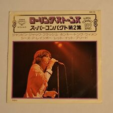 """ROLLING STONES - Jumpin' jack flash - 1972 7"""" EP JAPAN SUPER COMPACT 800"""