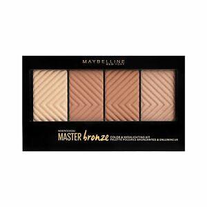 MAYBELLINE Master Bronze Color & Highlighting Kit 14g - NEW Sealed