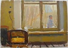 ARMENIAN ART,Soviet Impressionist Painting,RADIO,July 1954,HARUTYUNYAN,Armenia