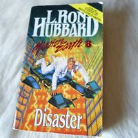 Mission Earth #8 DISASTER 1987 SCIENCE FICTION FANTASY Space L Ron Hubbard