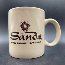 More details for sands hotel casino las vegas small coffee mug