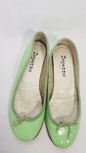 Repetto Patent Leather Ballet Shoes sz 37