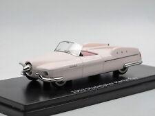 ESVAL MODELS - 1953 Studebaker Manta Ray restored Version Top Down 1/43