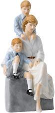ROYAL DOULTON REMEMBERING DIANA FIGURINE - A LOVING MOTHER (HN5857) Ltd/Ed BNIB
