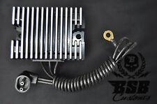 Regler Lichtmaschine Stromregler Harley Davidson Evo Big Twin  Modelle schwarz