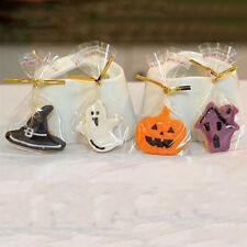 Halloween 4pcs/set Fondant Cake Decor Mold Cookies Cutter Ghost Pumpkin Hat