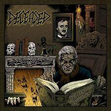 Deceased - Supernatural Addiction CD 2012 reissue bonus tracks thrash metal