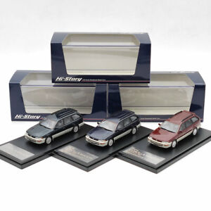 Hi-Story Toyota Corolla Wagon G-Touring 1995 HS308 Resin Models Collection 1/43