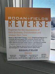 Rodan + Fields Reverse Brightening Regimen