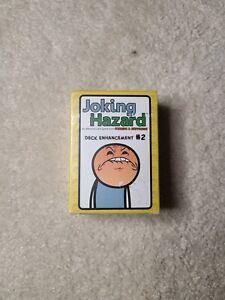 BRAND NEW - Joking Hazard: Deck Enhancement #2