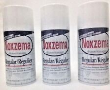 Noxzema Regular Shave Cream 11 oz  Pack of 3 Thick Rich Lather