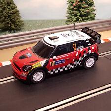 Scalextric 1:32 Car - C3301 Mini Countryman WRC - D Sordo #37