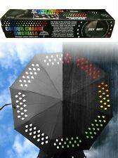 Colour Changing Umbrella Triple Folding For School College Size When Fold 24cm