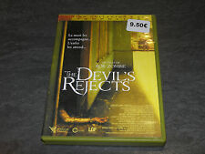DVD VIDEO THE DEVIL'S REJECTS EDITION COLLECTOR 2 DVD COMPLET METROPOLITAN OCCAS