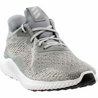 adidas Alphabounce 1  Casual Running  Shoes - Grey - Womens