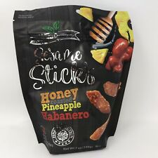 Crunchy Cravings Sesame Sticks - Honey Roasted Pineapple Habanero - Exp 07/2021