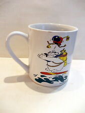 Vintage keramik collection mug 2002 Dommel
