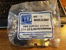 "Nrp Nic-3/4 Insulclamp 3/4"" Od Nwb"