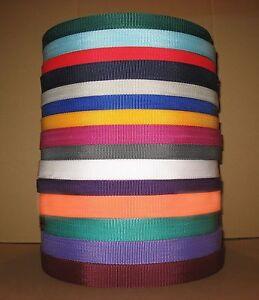 sangle bagagère polypropylène largeur 20 mm au mètre