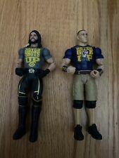 2016 WWE Battle Pack John Cena and Seth Rollins