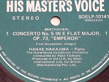 Hanae Nakajima - Piano / Rato Tschupp - Beethoven - The Emperor Concerto
