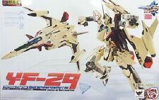 Used Bandai DX Chogokin Macross YF-29 Durandal Valkyrie Isamu ABS& die-cast
