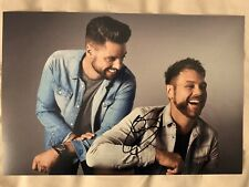 Brian McFadden Hand Signed 12x8 Photo Westlife Autograph With COA