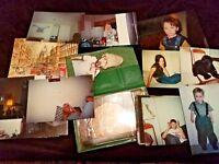 FOUND Photos Family Babies   Little Boys   Kids   London Postcard 80-2000s [L#5]