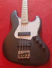 FENDER SQ CONTEMPORARY ACTIVE JAZZ BASS - UPGRADE NOLL 3 BAND EQ