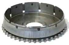Clutch Chain Wheel Drum Single Chain Pre Unit 500 650 Twins 57-1549
