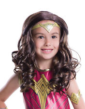 BATMAN/SUPERMAN Accessorio, bambini Parrucca Wonder Woman