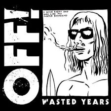 off Wasted Years LP Vinyl 33rpm
