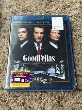 Goodfellas [Blu-Ray Disc, 1990 Vintage Film] 90s Vtg Gangster Factory Sealed New
