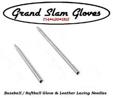 Baseball & Softball Glove Leather Lacing Needles ⚾️3 Inch ⚾️5 Inch or Both ⚾️New