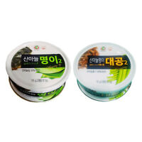 [Myeong-yi Namul] Korean Wild Garlic Leaves In Soy Sauce Seasoned Side Dishes