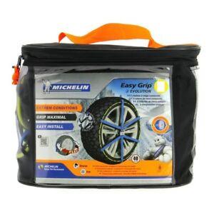 Cadenas Nieve Textiles Michelin Easy Adherentes Evolution N º 13/ 225/ 70x15