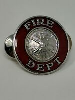 Vintage Fire Department Pin