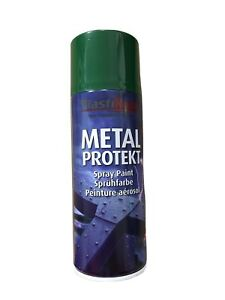 PlastiKote Metal Protekt Forest Green 400ml Spray - p/n 1296  **QTY 5 CANS **