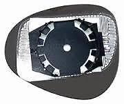 PIASTRA SPECCHIO RETROVISORE C/VETRO DX LANCIA YPSILON Y 06>10 DAL 2006 AL 2010