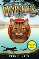 Warriors Omen of the Stars: The Forgotten Warrior 5 by Erin Hunter (2011, Hardc…