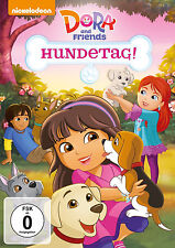 DVD * DORA AND FRIENDS - HUNDETAG # NEU OVP +