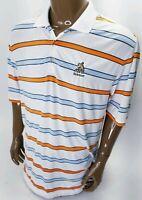 Nike Golf Tour Performa Oakmont Polo Shirt DRI FIT  Large