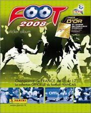 LORIENT - STICKERS IMAGE VIGNETTE - PANINI - FOOT 2007 / 2008 - a choisir