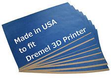 Blue Tape for Dremel 3D40 Build Platform (5 pack)