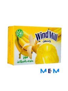 Gelée de fruit (jelly) à la banane WINDMILL 80 gr