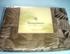Tommy Bahama Jungle Fever Bed Skirt King 600Tc Egyptian Cotton Sateen 3Panel New