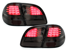 Fanali posteriori LED Mercedes Benz E W211 T Model fumè