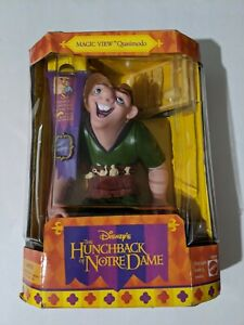 Vintage Hunchback of Notre Dame Magic View by Mattel (1995)Toy NEW