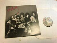 NEW YORK DOLLS LP 1st self s/t '73 srm1675 sterling NM debut rare first album!