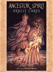 Ancestor Spirit Oracle Cards by Jade-Sky and Belinda Morris 9780648746805